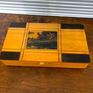 Wooden Handmade Box